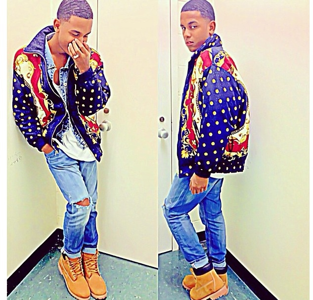 Best Male OOTD goes to Jacquan Showell. Follow him on Instagram @ ...